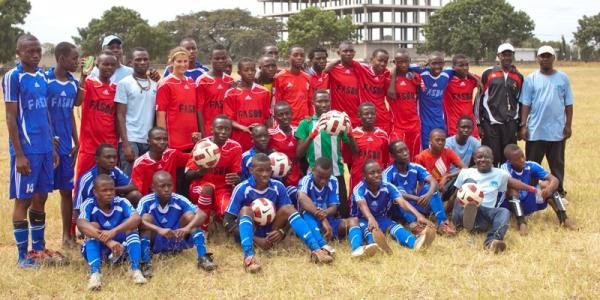 FASDO Soccer Grand opening